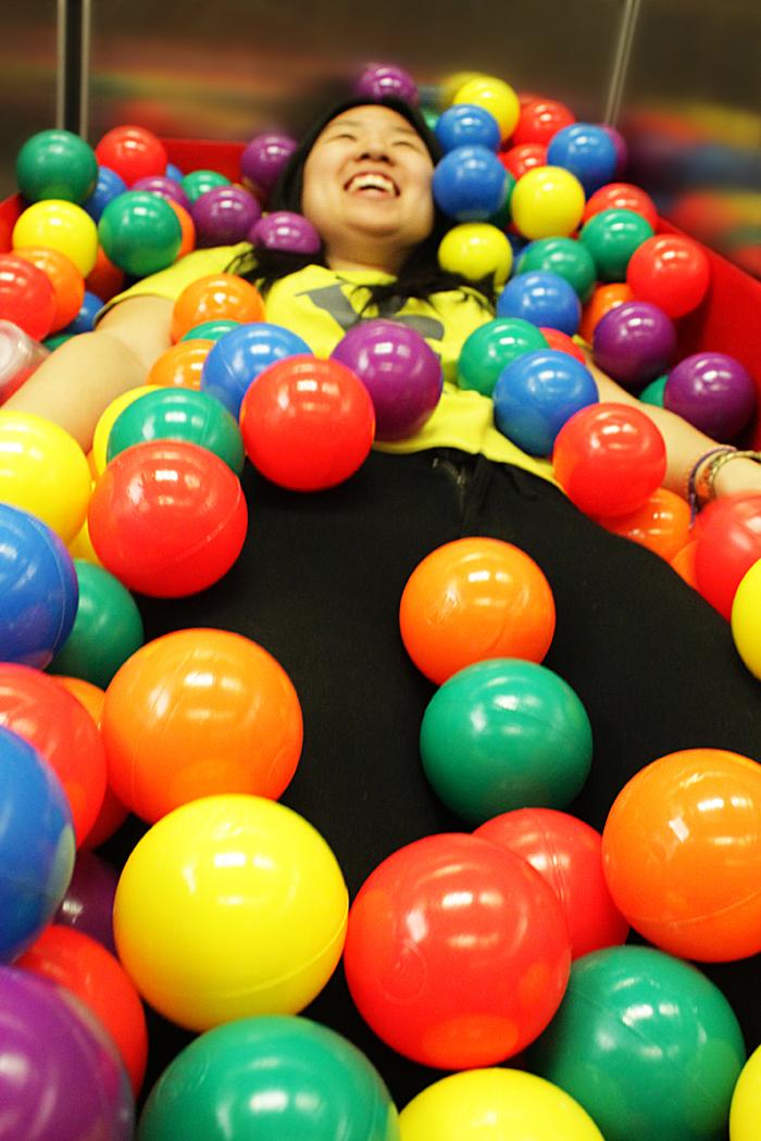 Elevator Balls